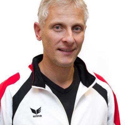 Vereinsobmann Richard Baumberger